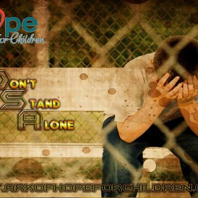 Don't Stand Alone ~Ark of Hope for Children