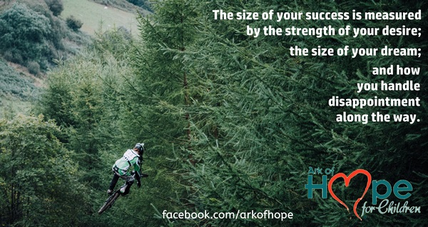Size of Your Success 600