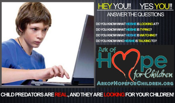 Protect Children Online 600
