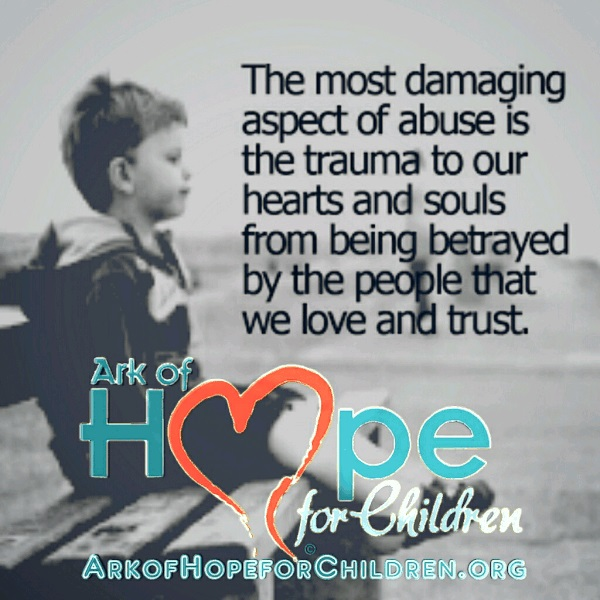 what are the needs of child abuse victims and survivors
