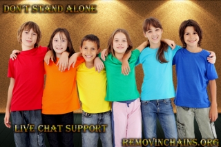 removing chains survivor support program by ark of hope Live Chat Live Chat